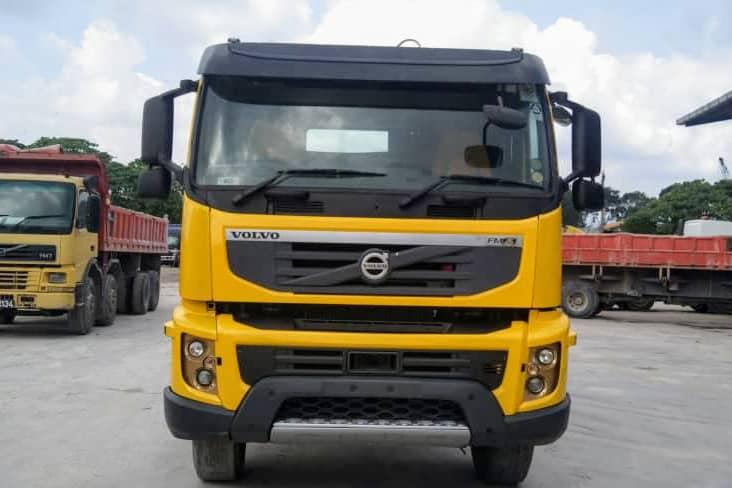 Volvo FMX Malaysia Selangor Rebuild